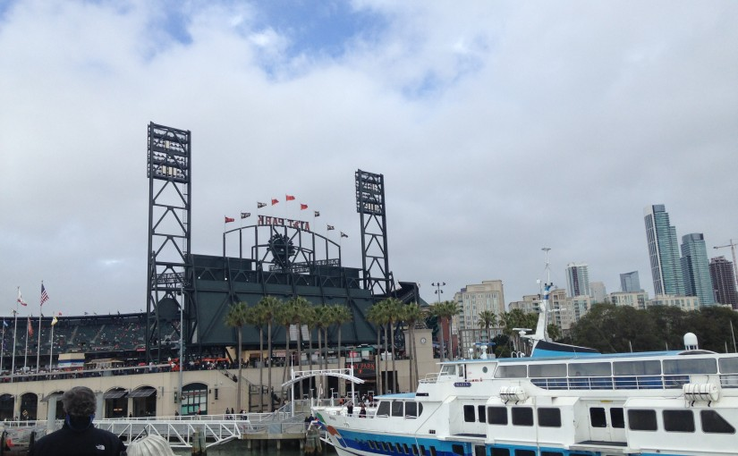 A Trip to AT&T Park with the Sacramento River Cats