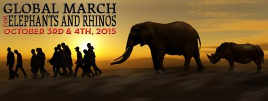 Global March for Elephants