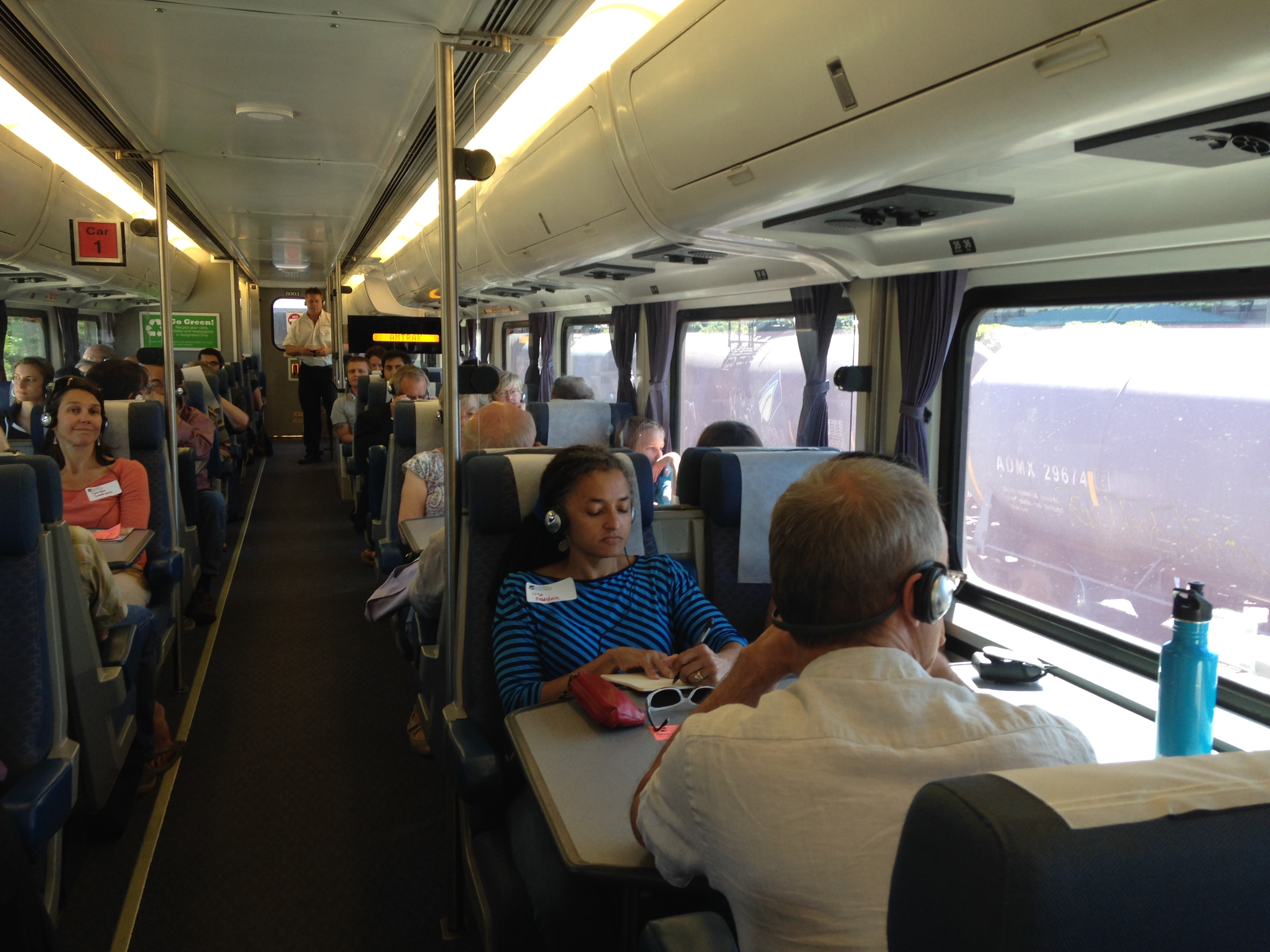 Capitol Corridor Service Expansion Plan: Oakland to San ...
