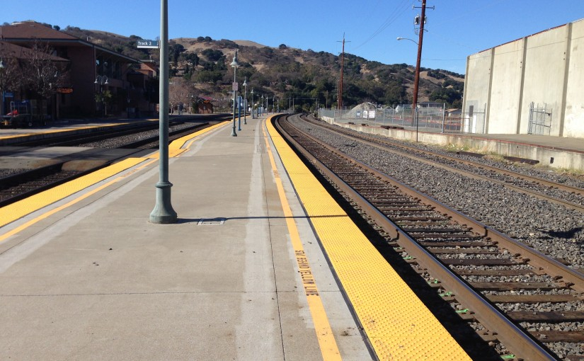 Ongoing Station Upgrades with a Focus on Capitol Corridor Passenger Safety
