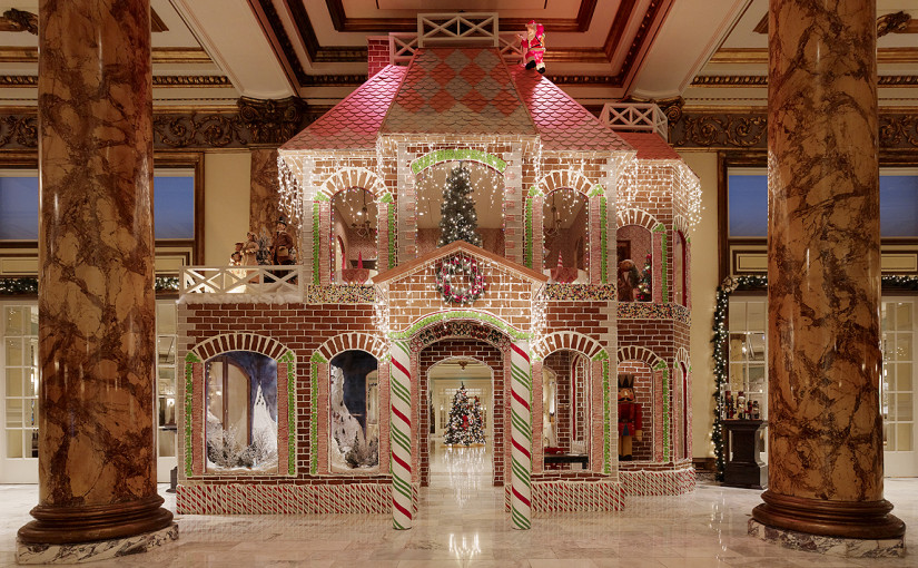 Weekend Picks: Fairmont Gingerbread House and Holiday Markets Galore