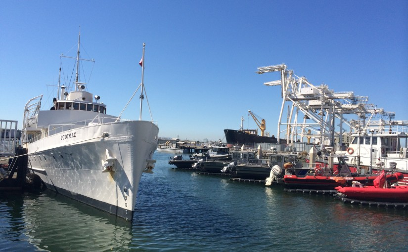 Cruise The San Francisco Bay and Experience Living History Aboard the USS Potomac