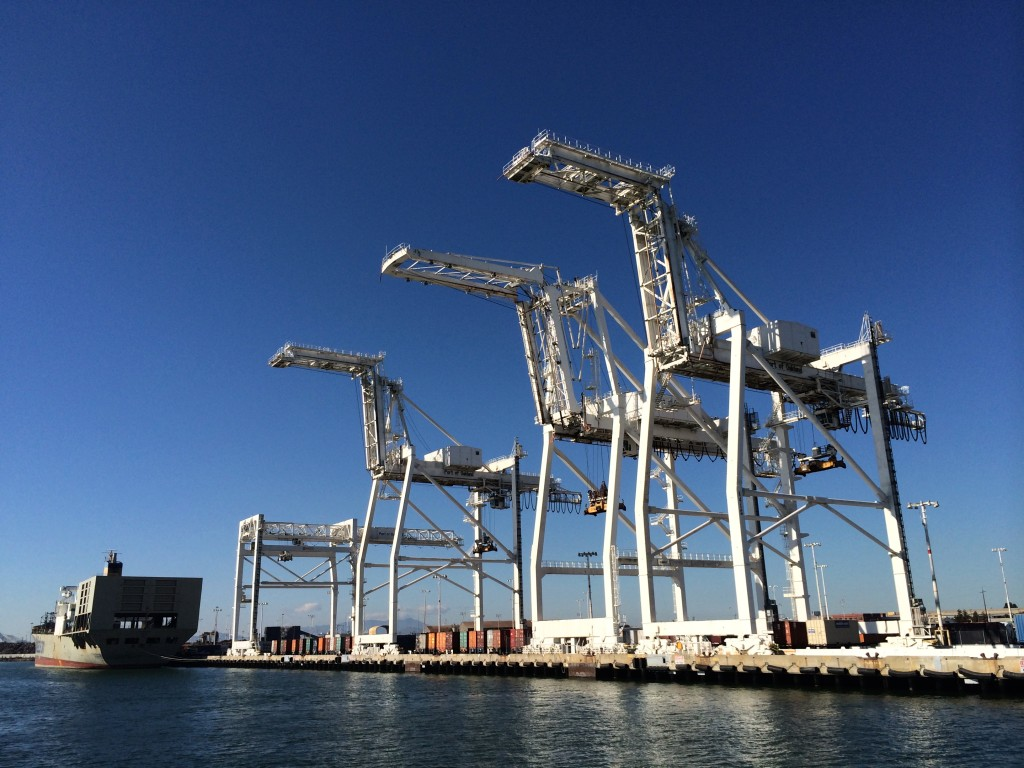 Port Of Oakland Tours