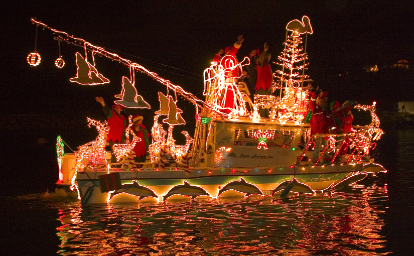 Weekend Picks: Holiday Boat Parade, Santa Beer Crawl, & Seasonal Fun in Berkeley