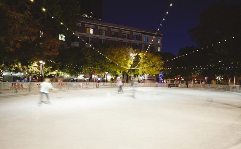 Capitol Corridor is Your Ticket to Holiday Ice Skating