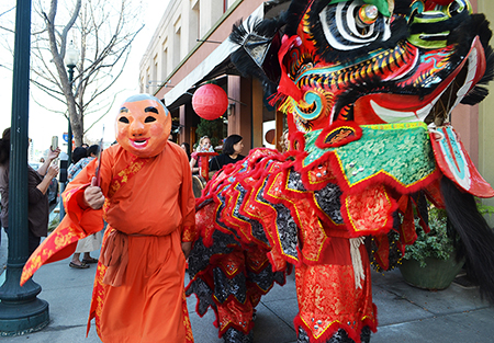 Weekend Event Picks: Lunar New Year Celebration, Giants Fan Fest, Valentine's Day Chocolate Fun