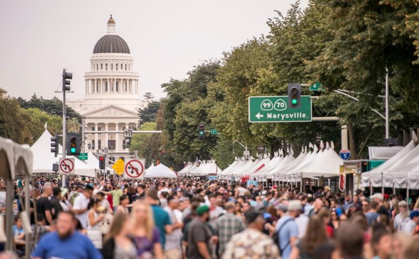 Weekend Event Picks: Sacramento Beer Week, San Francisco Farmer's Market, Oakland Art Walk