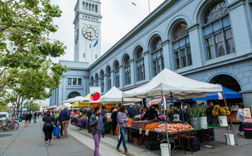 Weekend Event Picks: Emeryville Easter Event, SF Farmer's Market, Berkeley Art