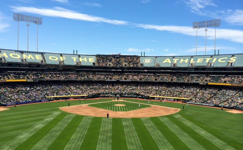Play Ball! Capitol Corridor's Guide to Northern California Baseball Parks