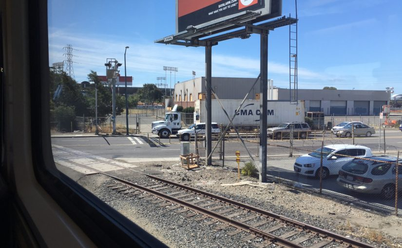 Safety in Action on the Capitol Corridor