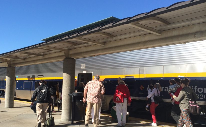Capitol Corridor Awarded $8.9 Million to Increase Service to Roseville and Support System-Wide Operations