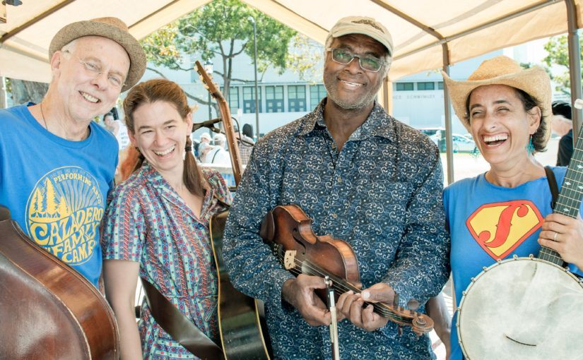 Weekend Picks: Berkeley Old Time Music Festival, Martinez Blues Festival, Oakland Eat Real Festival, San Francisco Fire Department 150th Anniversary
