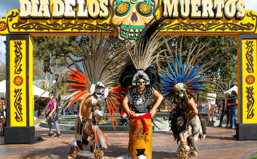 Weekend Picks: San Jose Day of the Dead Festival, Martinez Zombie Brew Crawl, Berkeley Mural Festival, San Francisco Wharf Fest