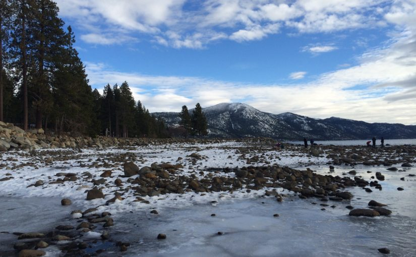 Lake Tahoe Winter Getaway on the Capitol Corridor