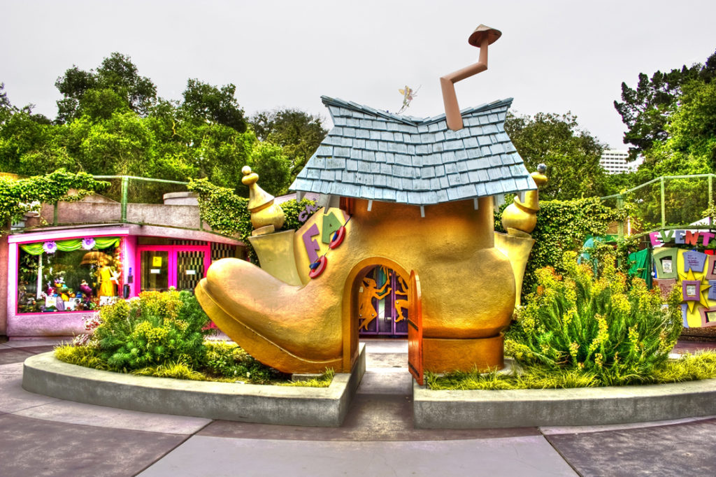 Oakland Children's Fairyland Boot