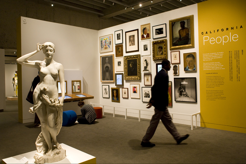 Oakland Museum - California People