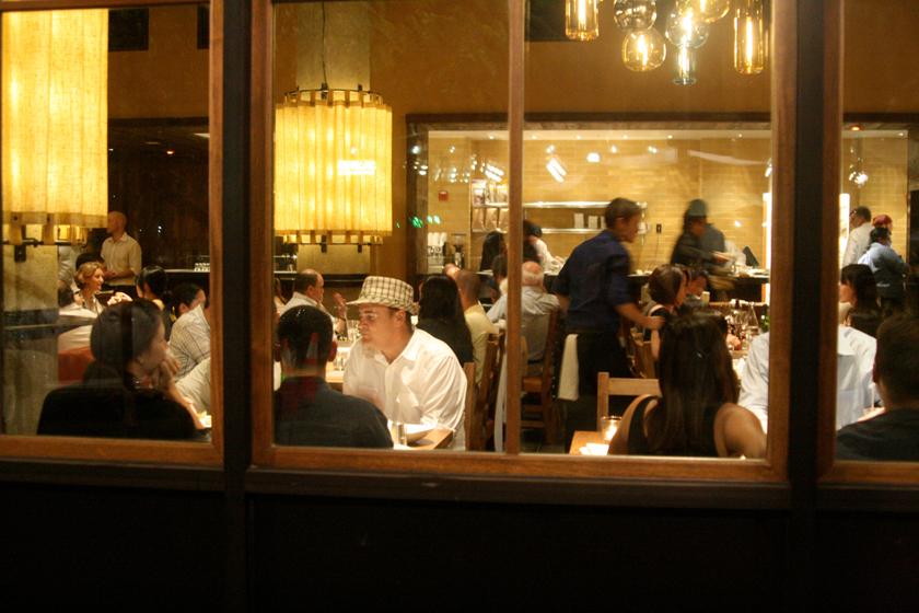 Restaurants Bars - Bocanova - Restaurant_Bocanova Oakland