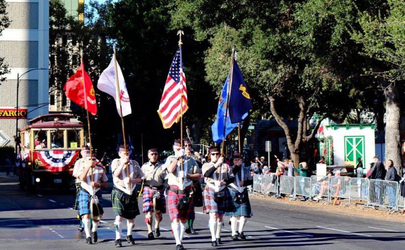 Veteran Day's Parade