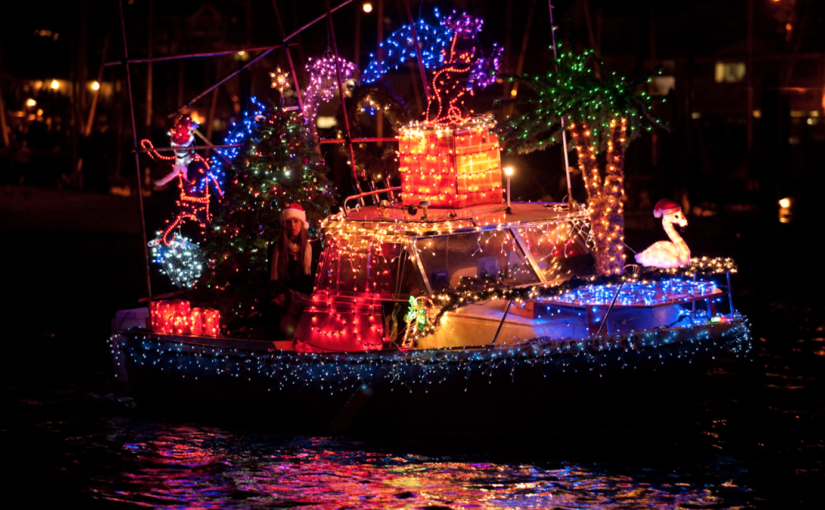San Jose Christmas Lights.Weekend Picks Lighted Boat Parade And Holiday Gift Fairs