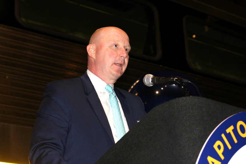 Wes Lujan, Vice President Public Affairs Western Region, Union Pacific Railroad