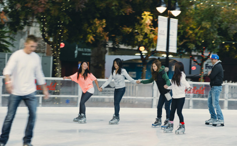 Downtown Sacramento and San Jose Holiday Ice Rink Giveaway