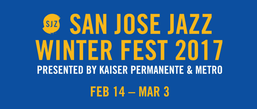 San Jose Jazz Winter Fest Giveaway