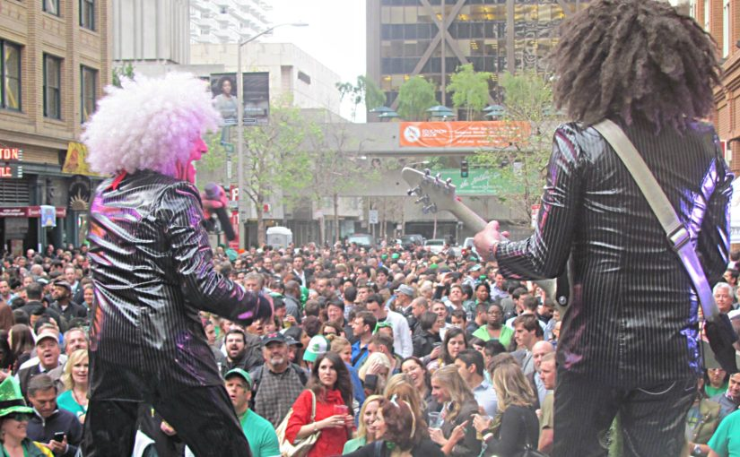 Weekend Picks: San Francisco St. Patrick's Day Block Party, Berkeley Rumba Party, Oakland Irish Caroling, and Martinez Shave-a-thon