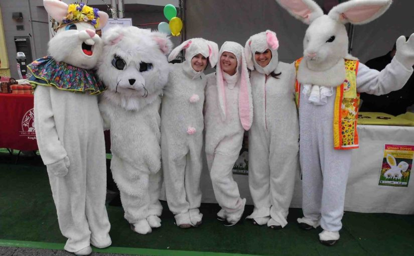 Weekend Picks: San Francisco Union Street Easter Parade, Berkeley Egg Hunt, Sacramento Spring Eggstravaganza and Oakland Pirates of the Caribbean Tour