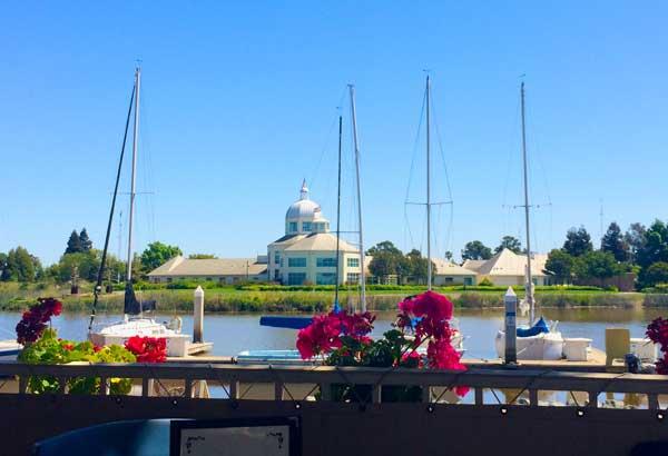 Suisun City waterfront