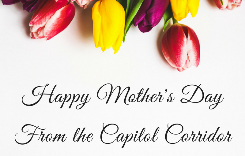 Mother's Day Along the Capitol Corridor
