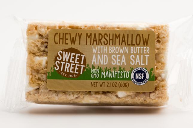 Chewy Marshmallow Treat by Sweet Street