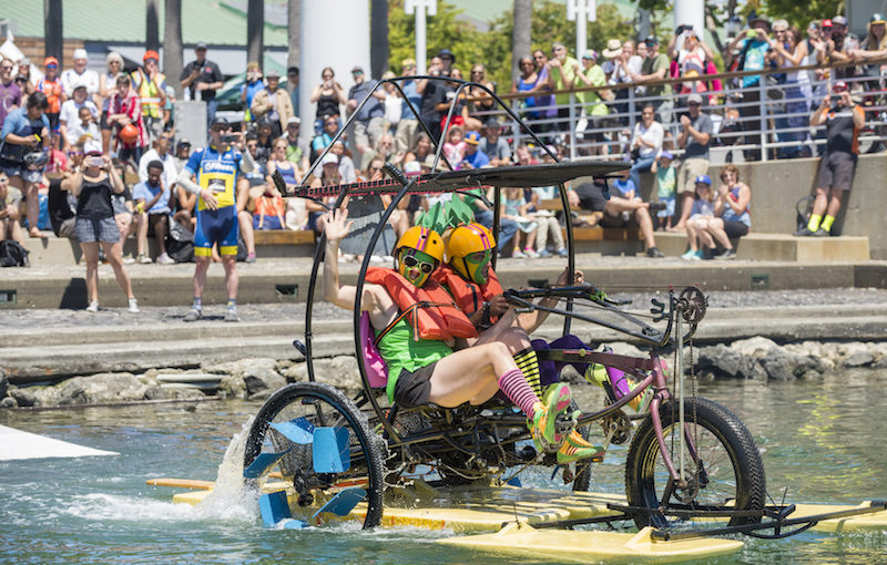 Weekend Picks: San Jose Shiny Side Up Bicycle Show, Oakland Pedalfest, and San Francisco Art Book Fair
