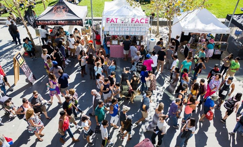 Weekend Picks: Oakland Eat Real Festival, Martinez Blues Festival, San Francisco Big Book Sale and Berkeley Fourth Street Runway Show