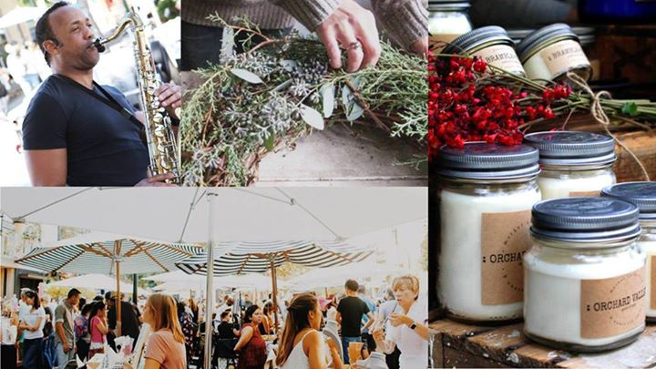 Weekend Picks: Sacramento Arts Festival, San Francisco 38Makers Holiday Gift Fair, Oakland Patchwork and San Jose Makers Market