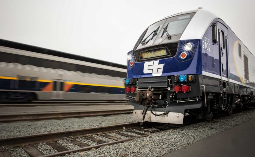 Make Way! New Charger Locomotives Coming Through