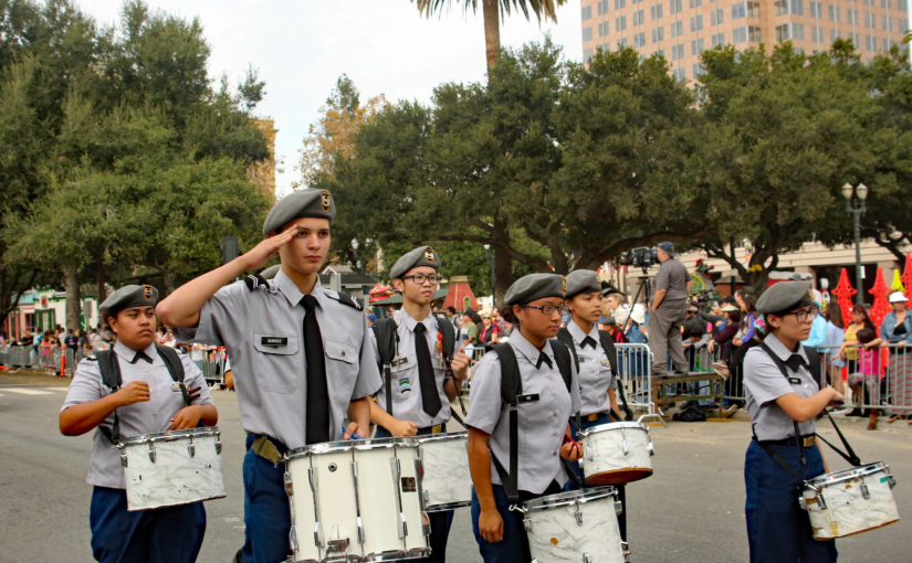 Weekend Picks: San Jose Veterans Day Parade, Sacramento Veterans Steam Train Ride, San Francisco Discovery Day and Oakland Jack of All Trades Market