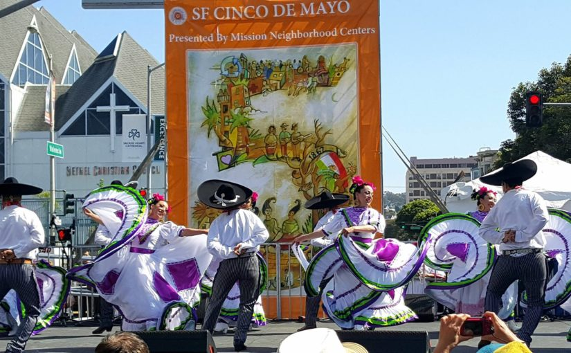 Weekend Picks: Cinco de Mayo Festivals, Urban Dance and Hip Hop in the Park