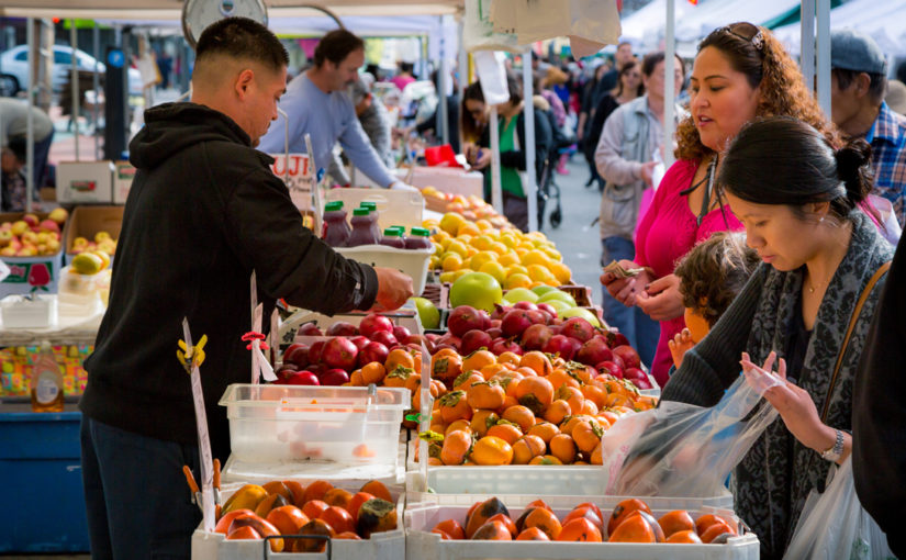 Shop Fresh and Local at These Northern California Farmers Markets