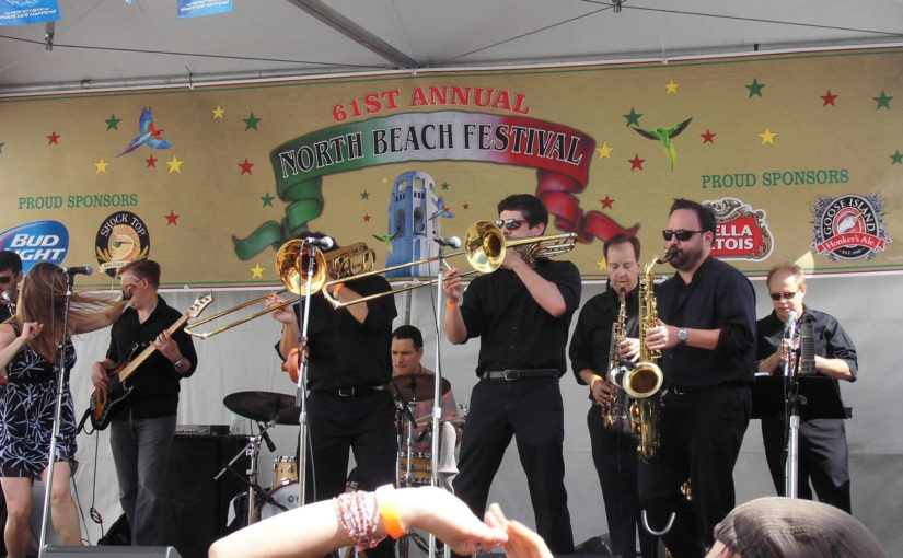 Weekend Picks: San Francisco North Beach Festival, Oakland Dancing Under the Stars and San Jose Dancin' on the Avenue