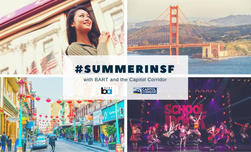 #summerinSF