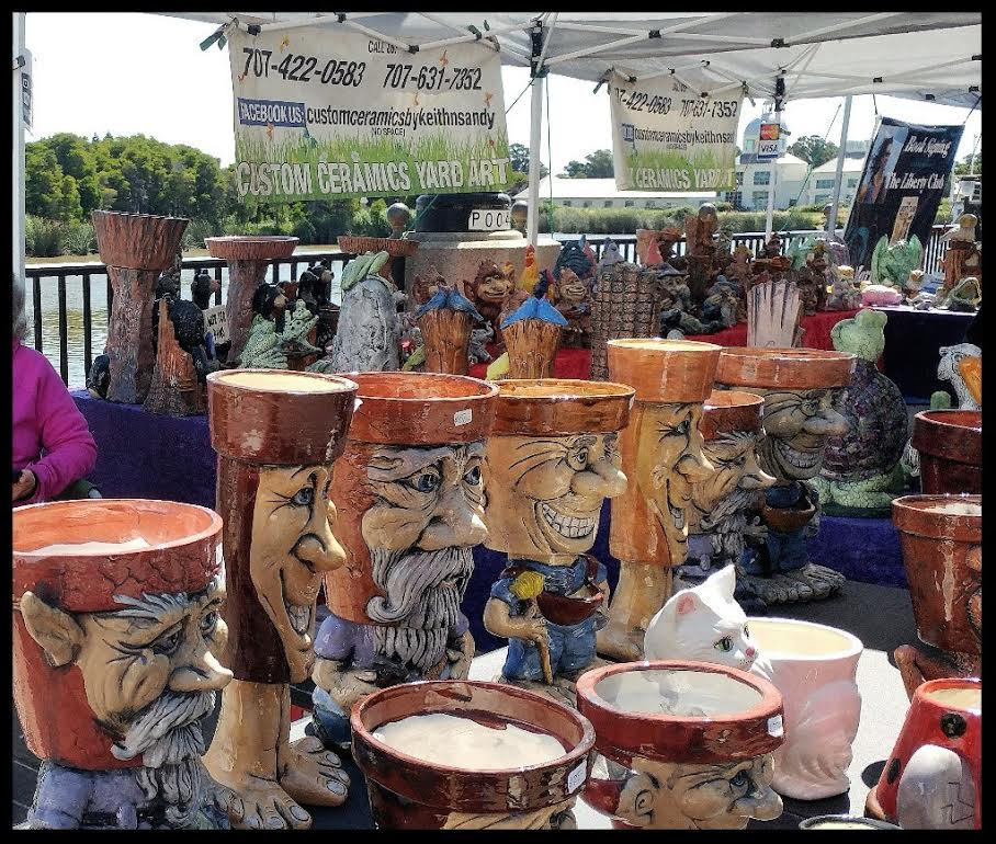 Suisun art and wine festival