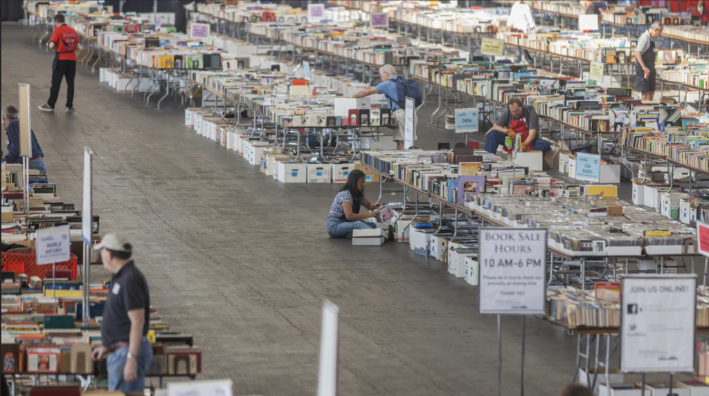 San Francisco Big Book Sale