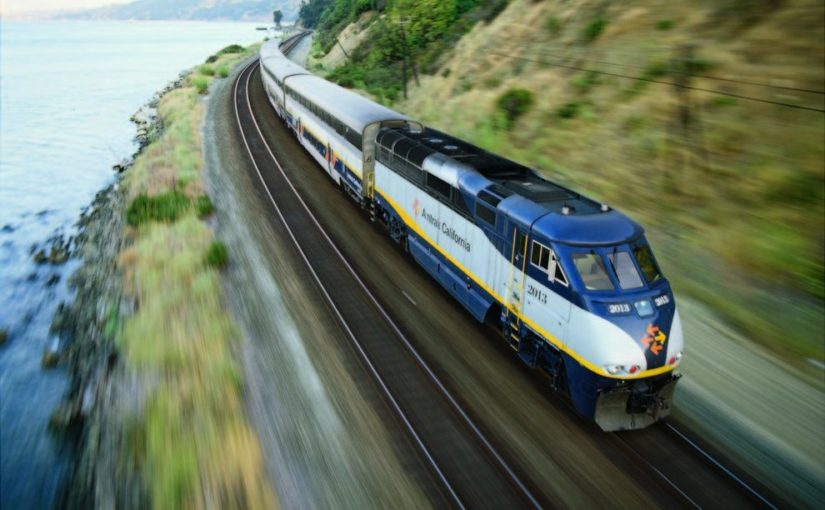 Capitol Corridor Voted USA Today 10Best Readers' Choice Award for Best Scenic Train Ride