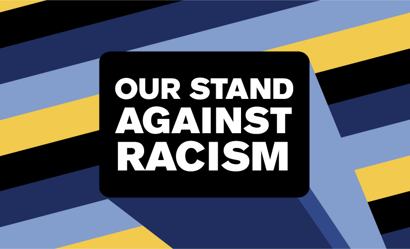We Stand Against Racism