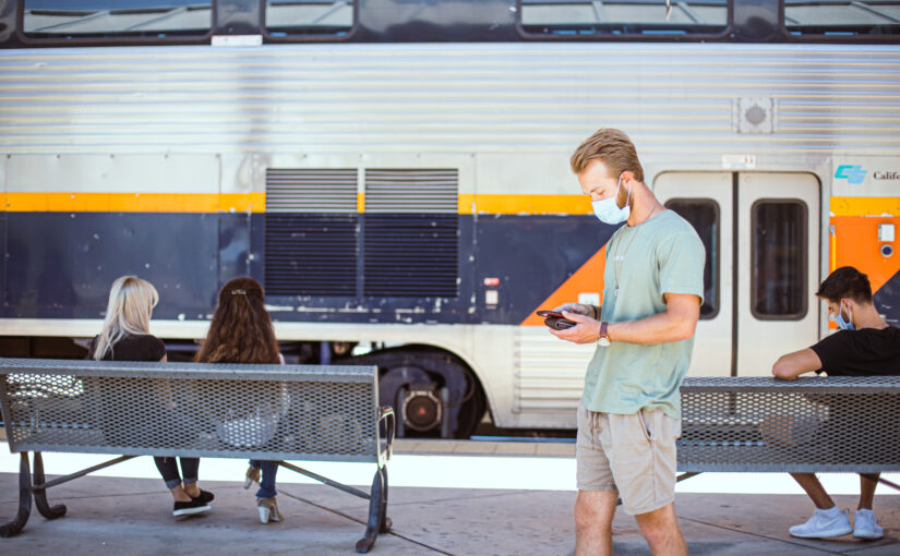Capitol Corridor Survey Finds Many Riders Are Excited to Return to Clean & Safe Trains