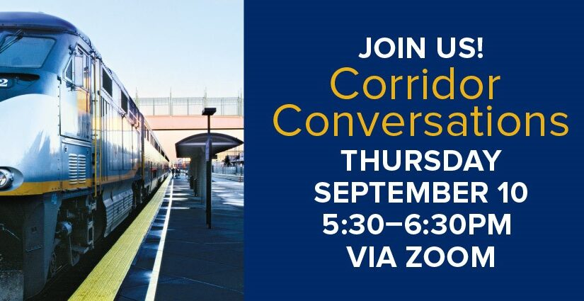 "Join Us Online for ""Corridor Conversations"" with Managing Director, Rob Padgette"