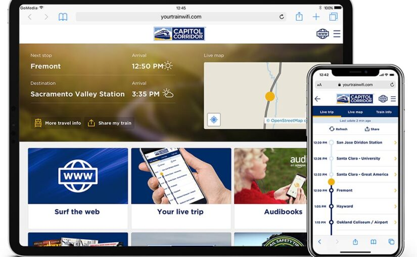 Better, Faster Wi-Fi on its Way to the Capitol Corridor