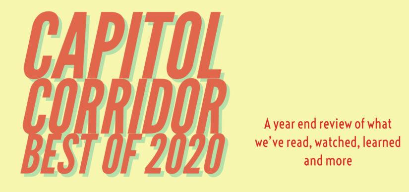 Capitol Corridor Best of 2020