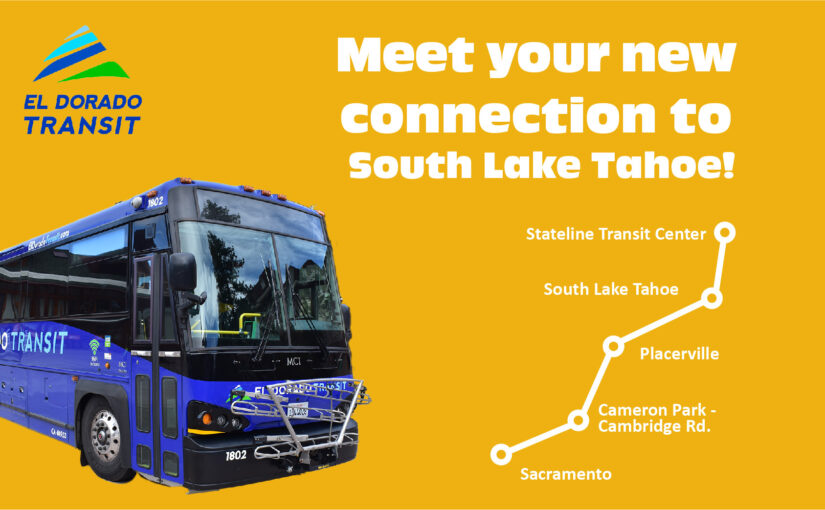 New Operator for South Lake Tahoe Connecting Bus Route Starting July 5