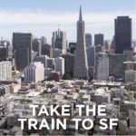 Taking the Capitol Corridor to SF